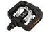 Shimano PD-T420 Pedale Click'R schwarz
